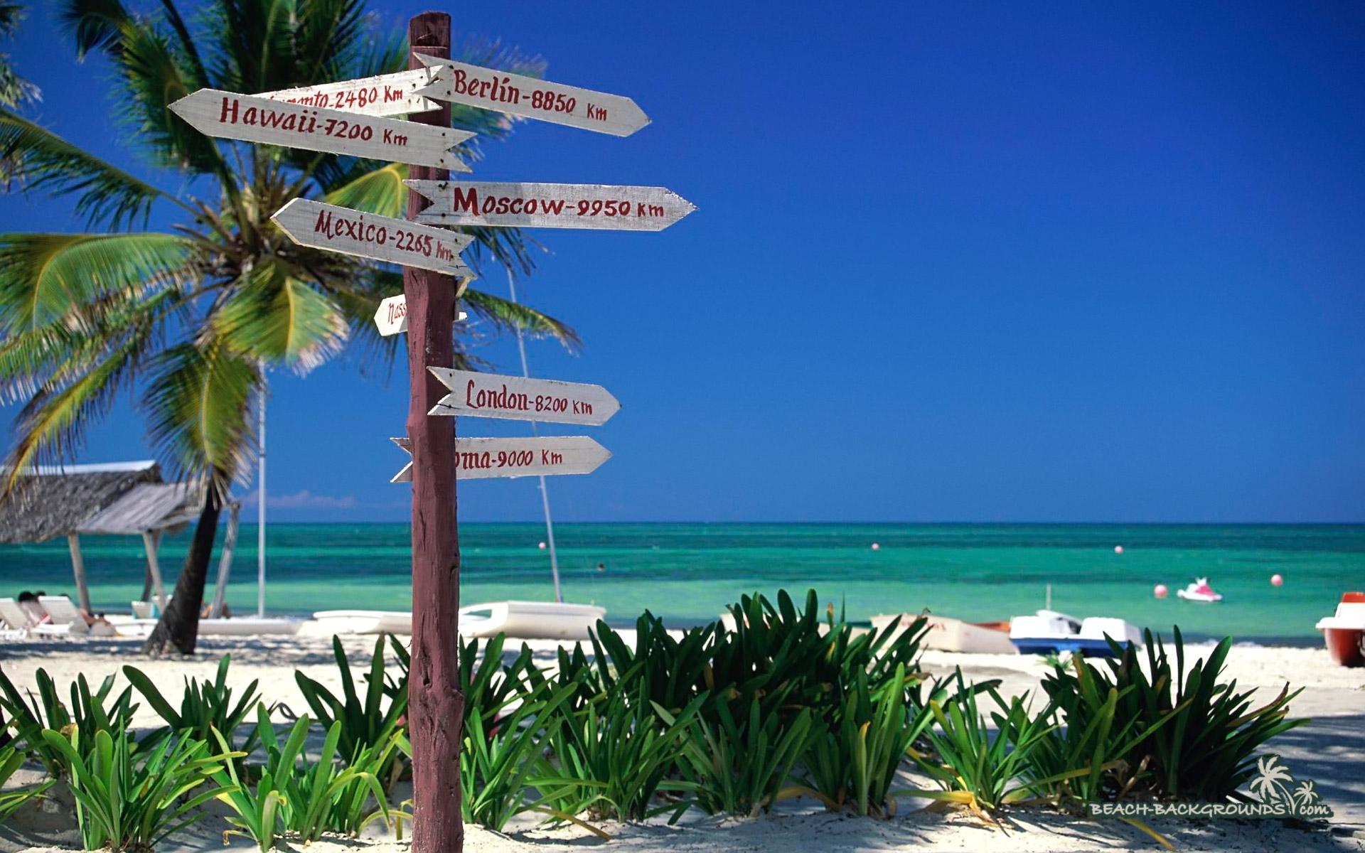 Beach-Santa-Lucia-Cuba-Wallpaper