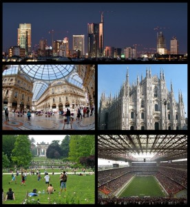 Milano_collage